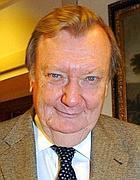 Il fisico Carlo Rubbia