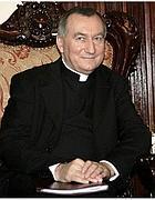 L'arcivescovo Pietro Parolin