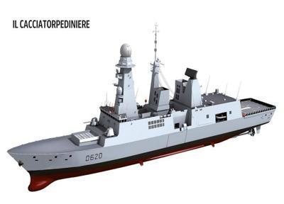L 39 andrea doria la super nave da guerra scudo per i caschi for Andrea doria nave da guerra