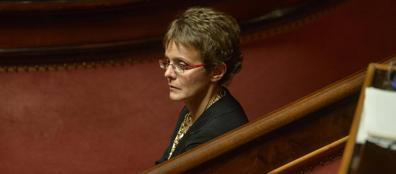 La neo senatrice a vita Elena Cattaneo (foto Daniele Scudieri)