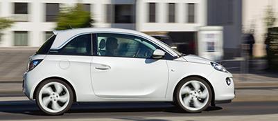 La Opel Adam a Gpl costa 14.870 euro
