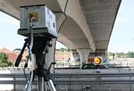 La telecamera a infrarossi che misura lo smog