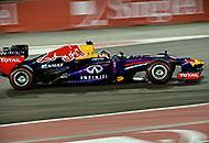 Singapore, vince Vettel. Alonso secondo