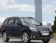 La nuova Subaru Outback