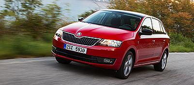 La nuova Skoda Rapid Spaceback