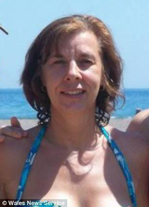 Jayne Rand, 48 anni, arrestata