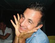 Nicola Cavicchi, 35 anni