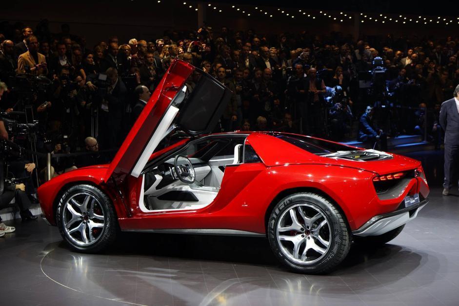 Lamborghini Suv Confirmed Nasioc