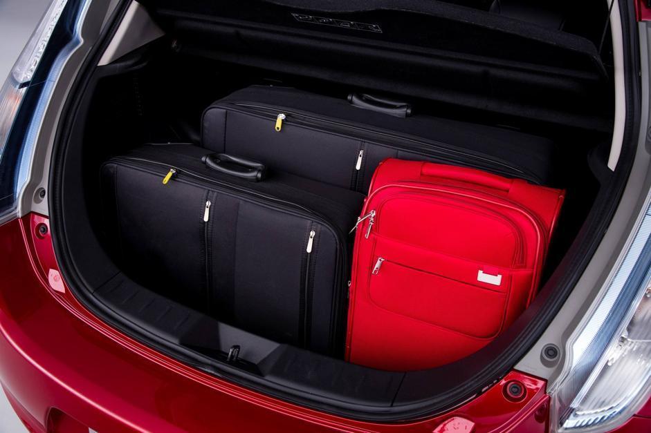 Nuova Nissan Leaf Esame Di Maturit 224