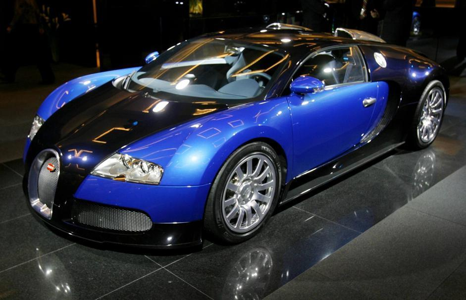 La bugatti veyron for Migliore casa del mondo in vendita
