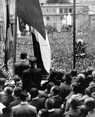 La nascita della repubblica for Repubblica italiana nascita