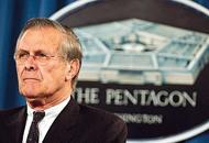 Se il falco Rumsfeld batte le fragilit� del precario Antonio