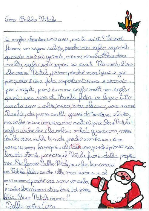 Cora, 9 anni, Terranuova B.ni (Ar)