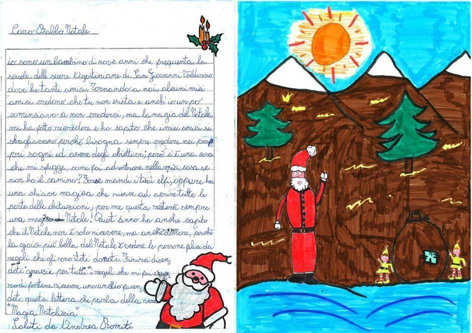 Andrea, 9 anni, San Giovanni Valdarno