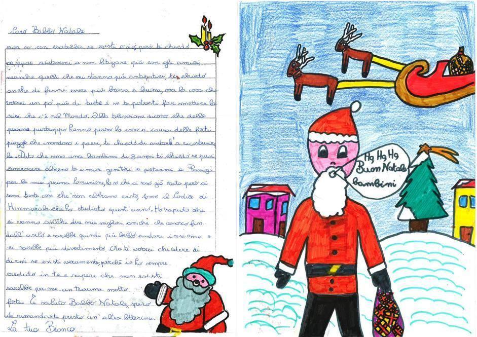 Bianca, 9 anni, San Giovanni Valdarno