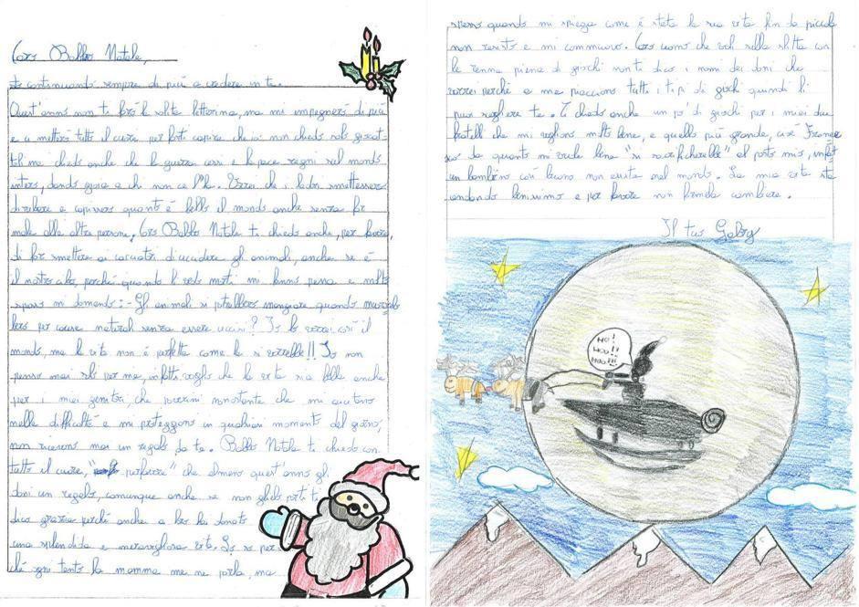Gabriele, 9 anni, San Giovanni Valdarno (AR)