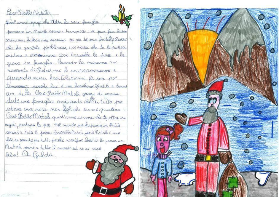 Gilda, 9 anni, San Giovanni Valdarno (AR)
