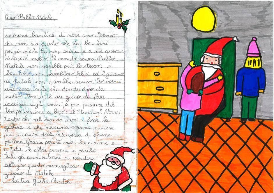 Giulia, 9 anni, Cavriglia (AR)