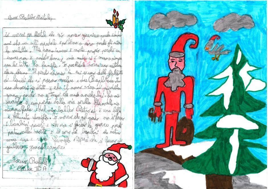Lorenzo, 9 anni, San Giovanni Valdarno (AR)