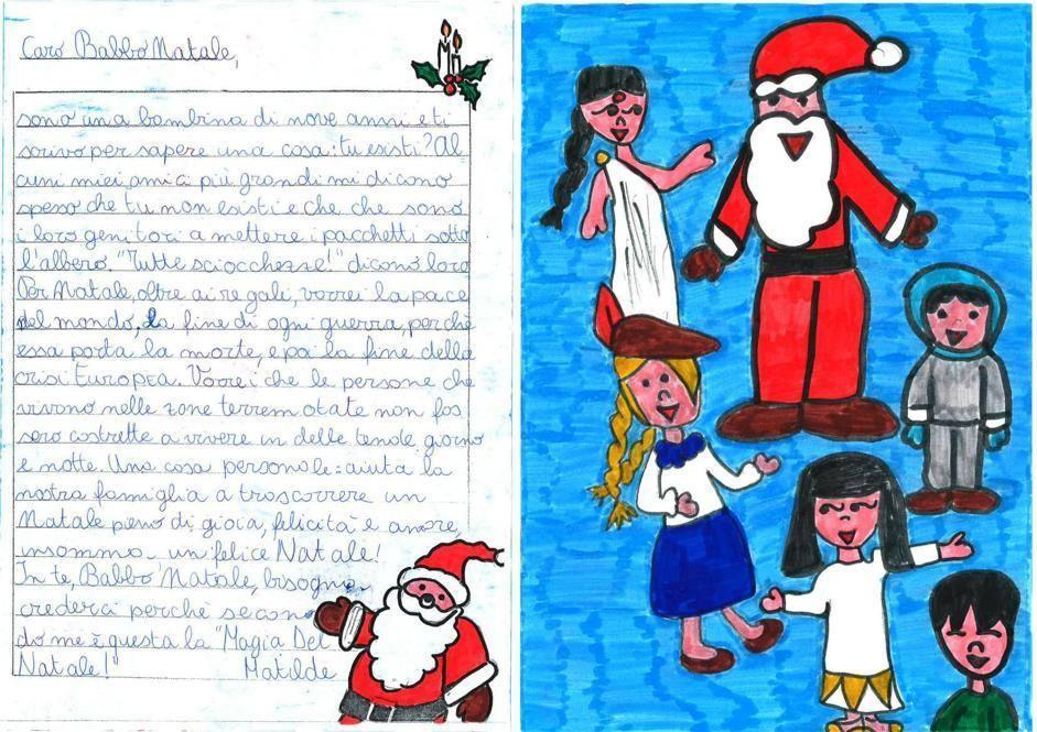 Matilde, 9 anni, San Giovanni Valdarno (AR)