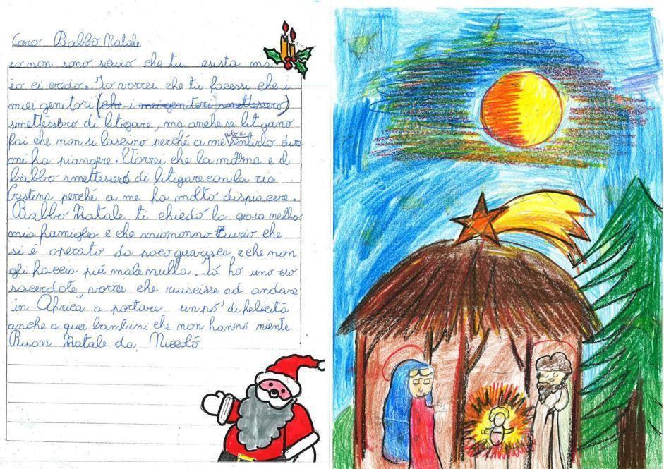 Niccolò, 9 anni, San Giovanni Valdarno (AR)