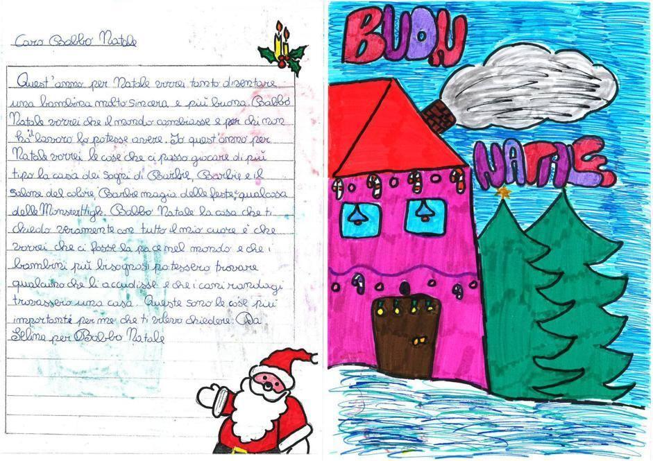 Selina, 9 anni, Terranuova B.ni (AR)