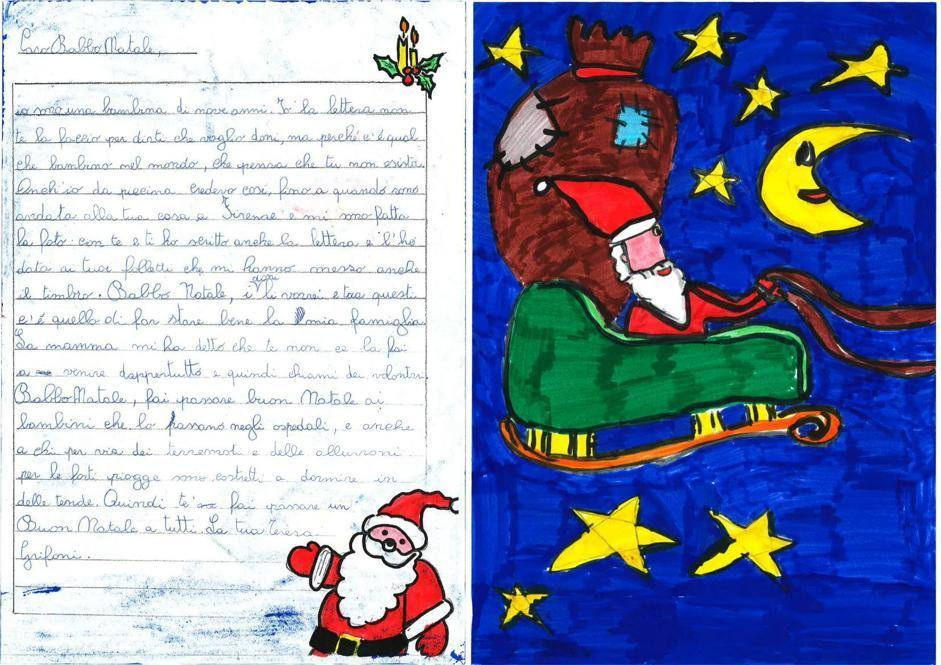 Teresa, 9 anni, San Giovanni Valdarno (AR)