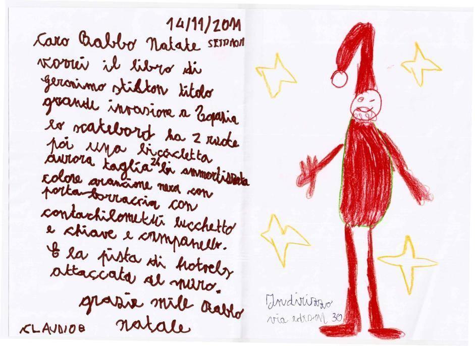 Claudio, 9 anni, Milano