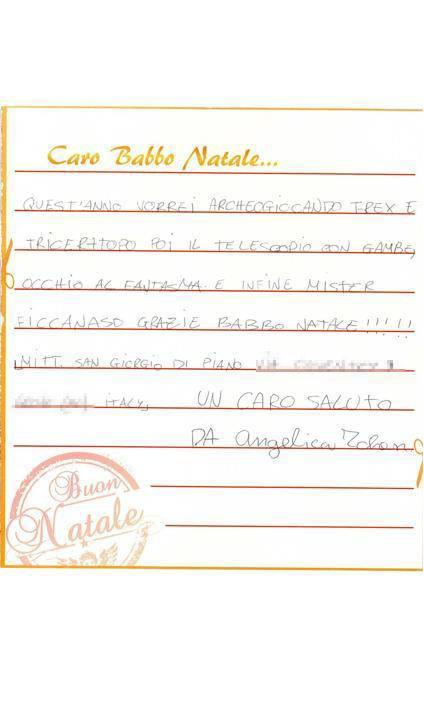 Angelica, 8 anni, San Giorgio di Piano (BO)