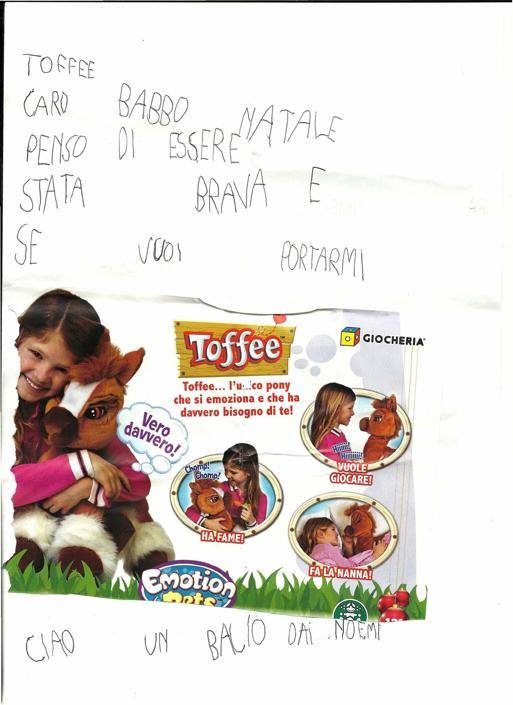 Noemi, 5 anni, Barletta