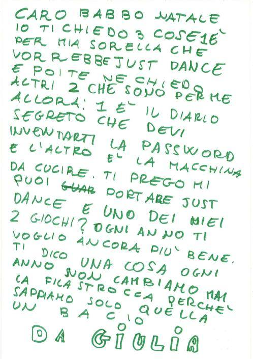 Giulia, 9 anni, Casinalbo (BO)