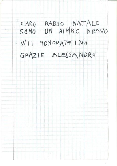 Alessandro, 6 anni, Ponte San Nicolò (PD)