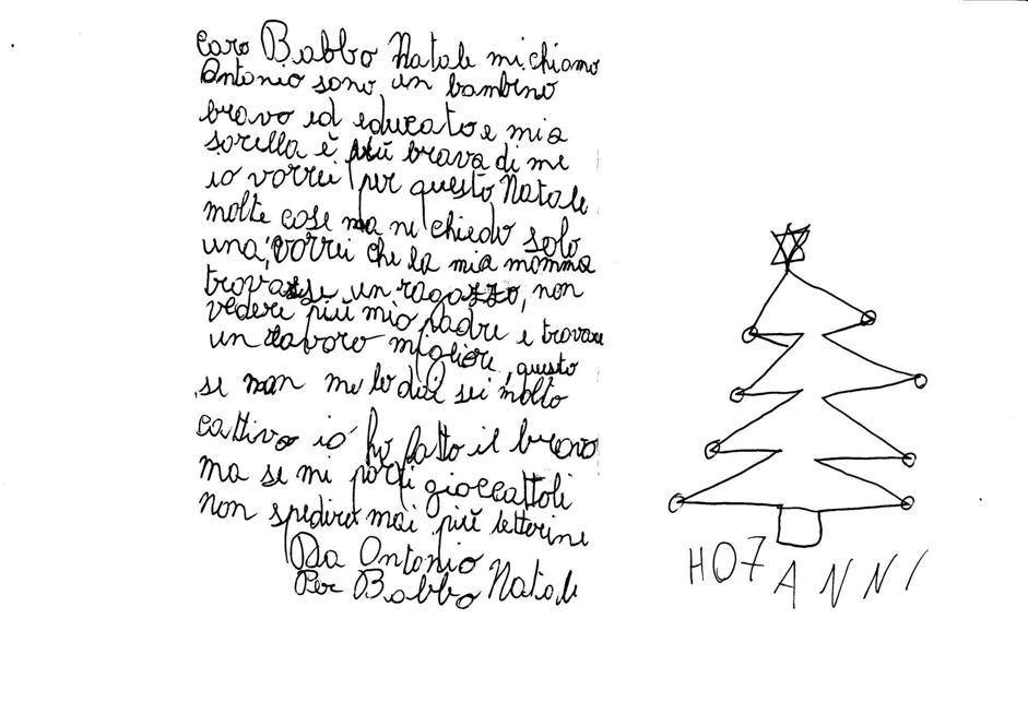 Antonio, 7 anni, Vibo Valentia