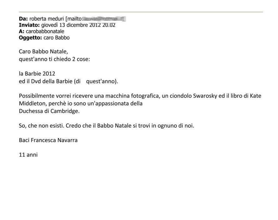 Francesca, 11 anni, Milano