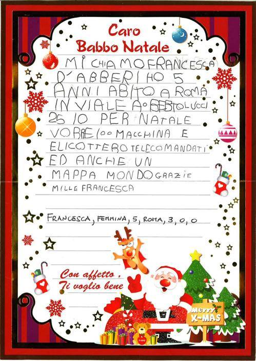 Francesca, 5 anni, Roma