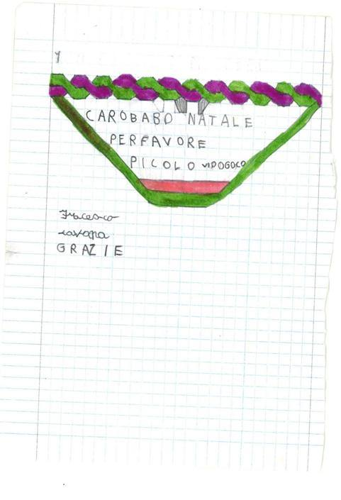 Francesco, 6 anni, Ponte San Nicolò (PD)