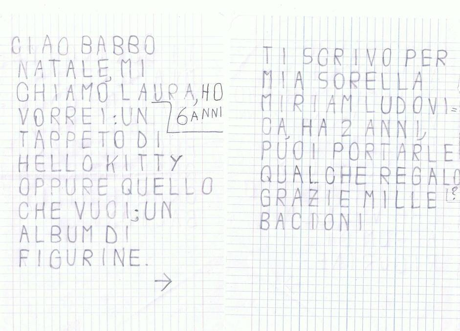 Laura, 6 anni, Parabiago