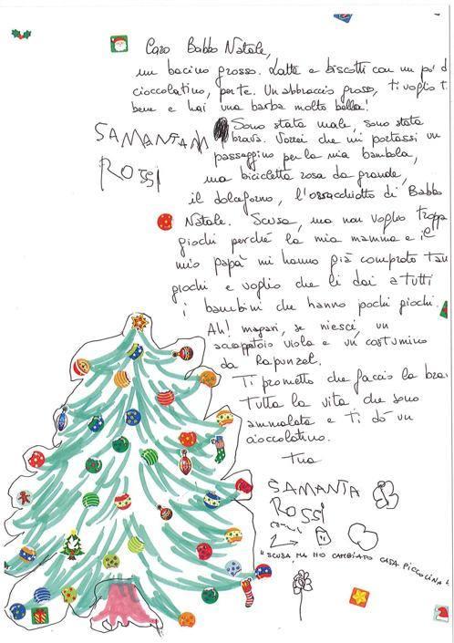 Samanta, 6 anni, Milano
