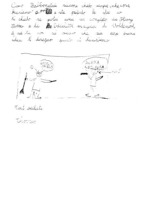 Thomas, 8 anni, Milano