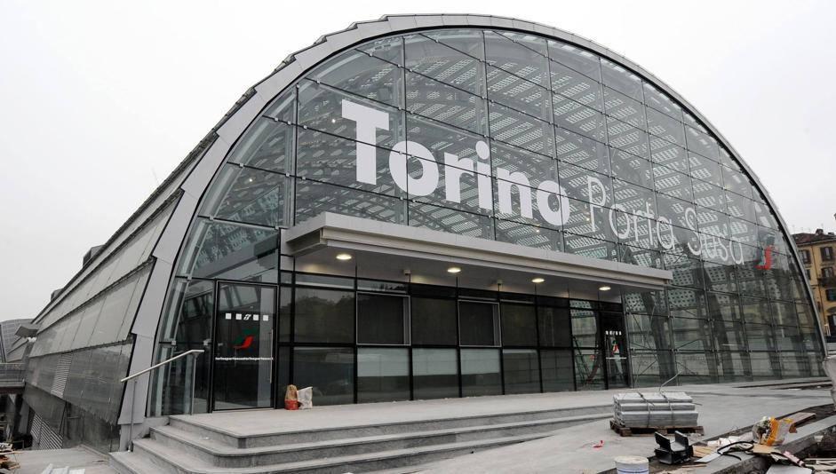 Torino la nuova stazione di porta susa - Orari treni porta nuova torino ...