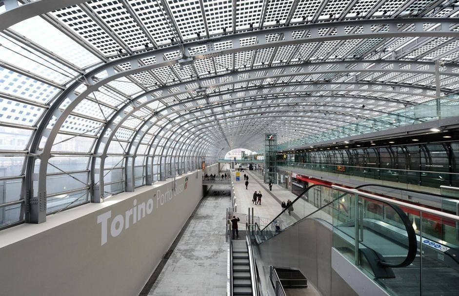 Torino la nuova stazione di porta susa - Porta susa stazione ...