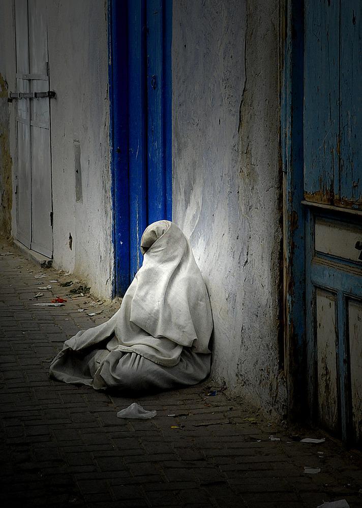 «La pietà», Tunisia (Heinz Homatsch)