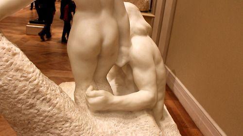 Pigamlione e Galatea di August Rodin, 1908-1909