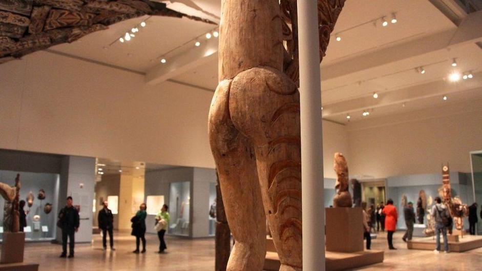 Arte etnica degli Asmat, provincia di Papua (Indonesia)