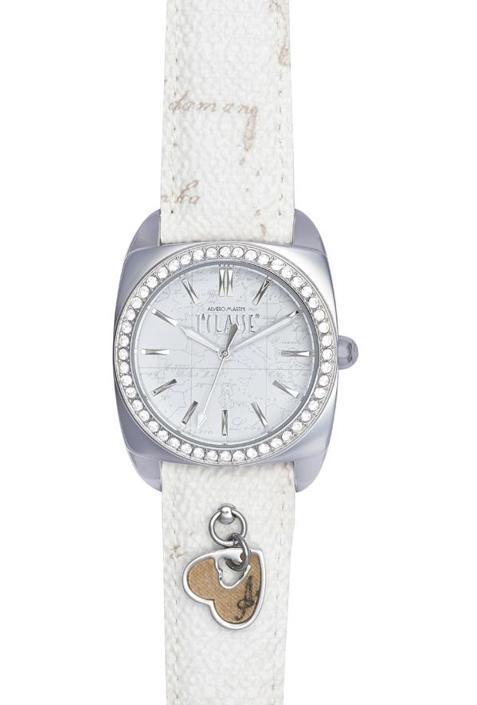 orologio bianco alviero martini