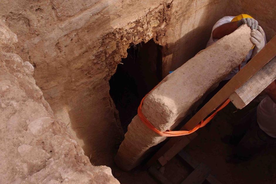 Eccezionale scoperta archeologica a Tarquinia: una tomba rimasta inviolata per 2.700 anni