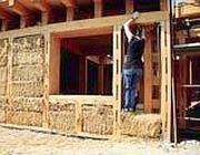 La mia casa dalle pareti di paglia for Piani di casa di balle di paglia di struttura in legno
