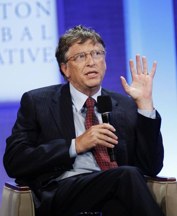 Bill Gates (Reuters)