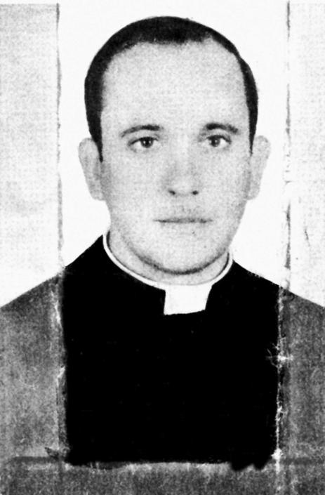 Il giovane Jorge Mario Bergoglio, futuro Papa Francesco (Clarin\Reuters)