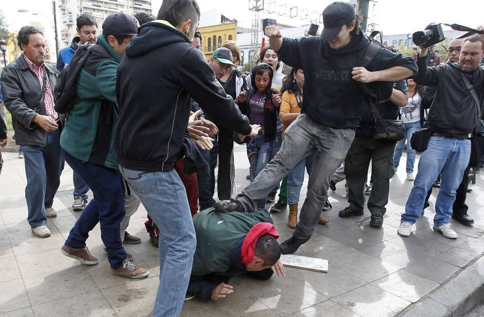 Valparaiso, Cile (Reuters/Fernandez)